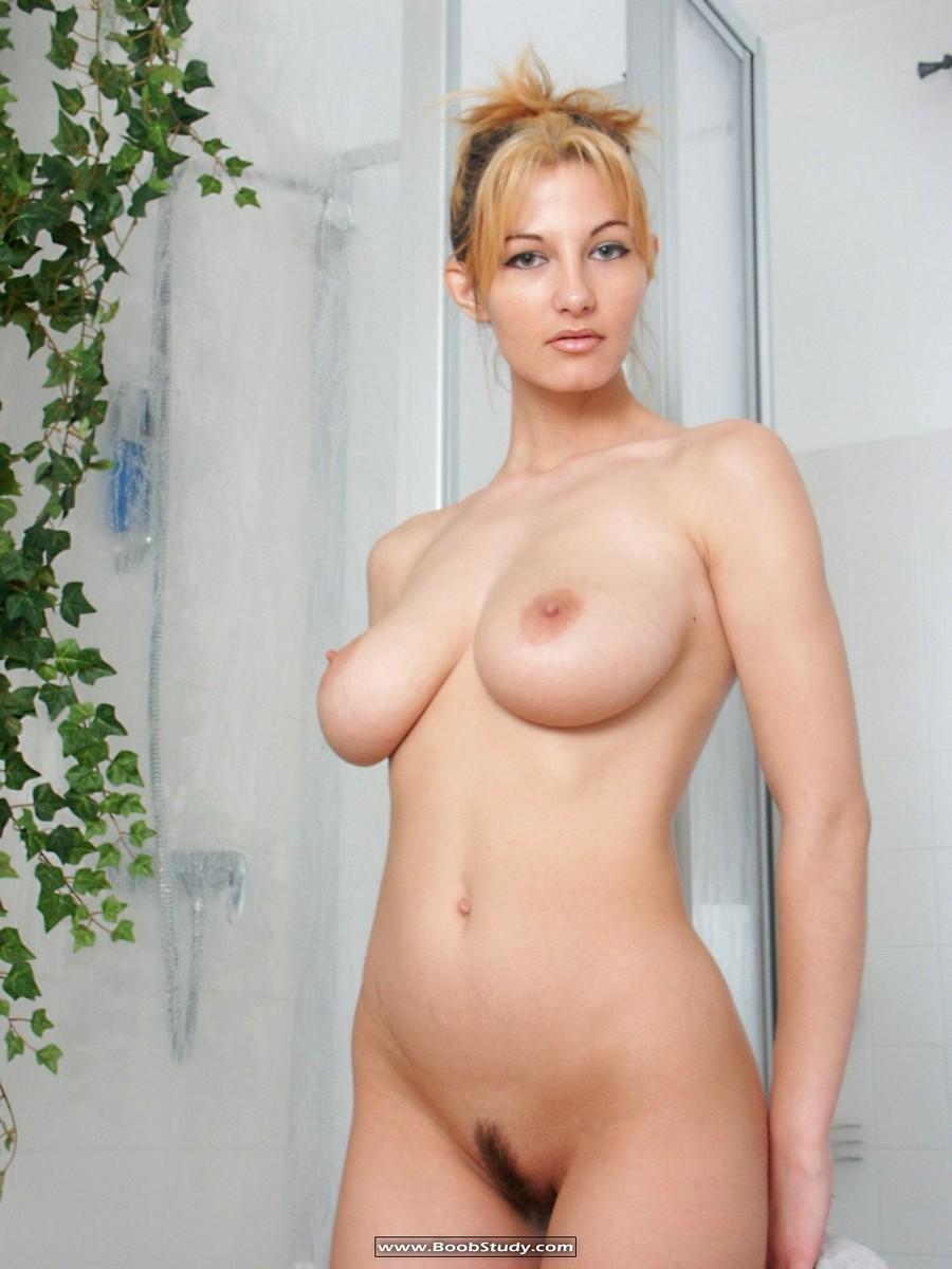 Blonde Natural Tits Creampie